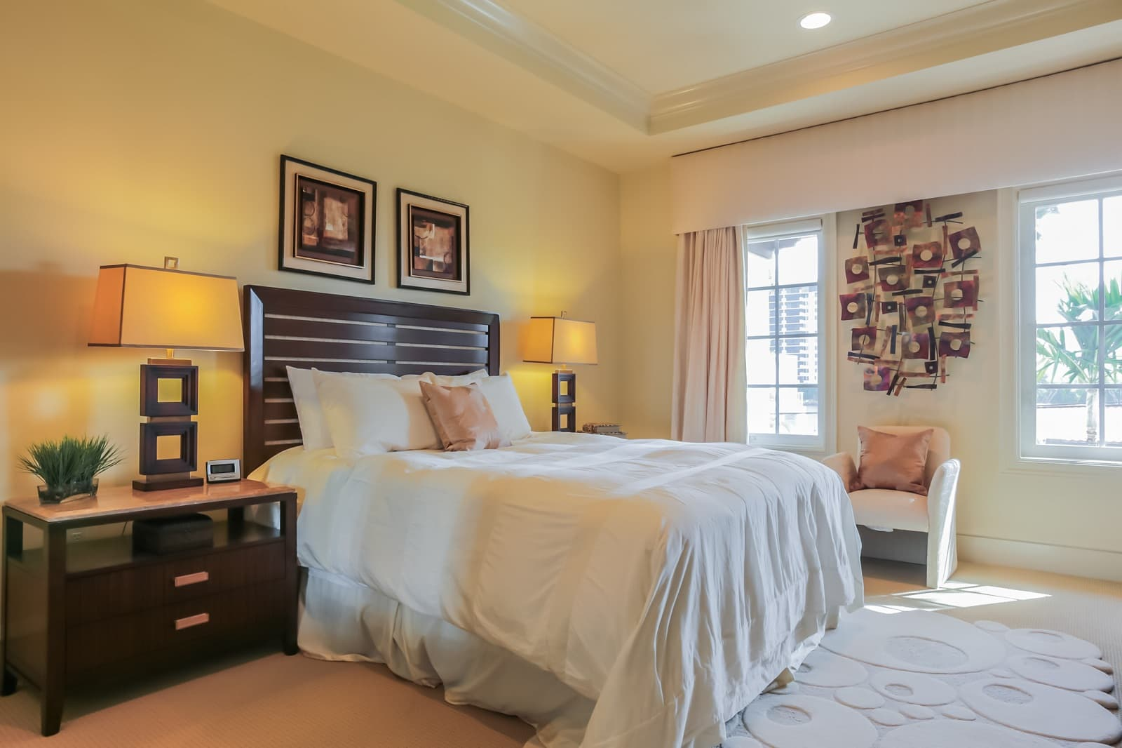 Real Estate Photography in Boca Raton - FL - USA - Bedroom View