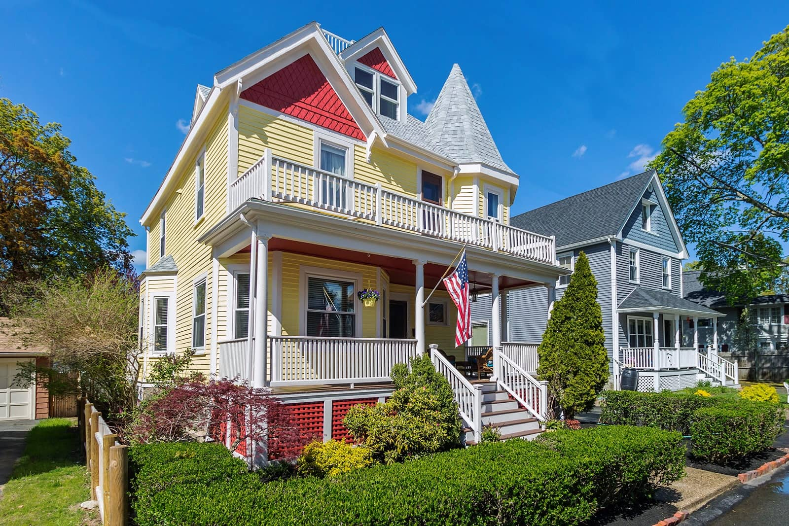 Real Estate Photography in Boston - MA - USA - Front View
