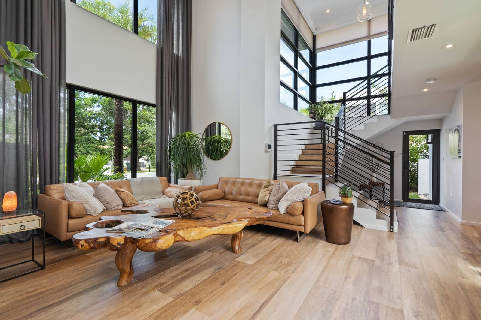 Real Estate Photography in Miami - FL - USA - Living Area View